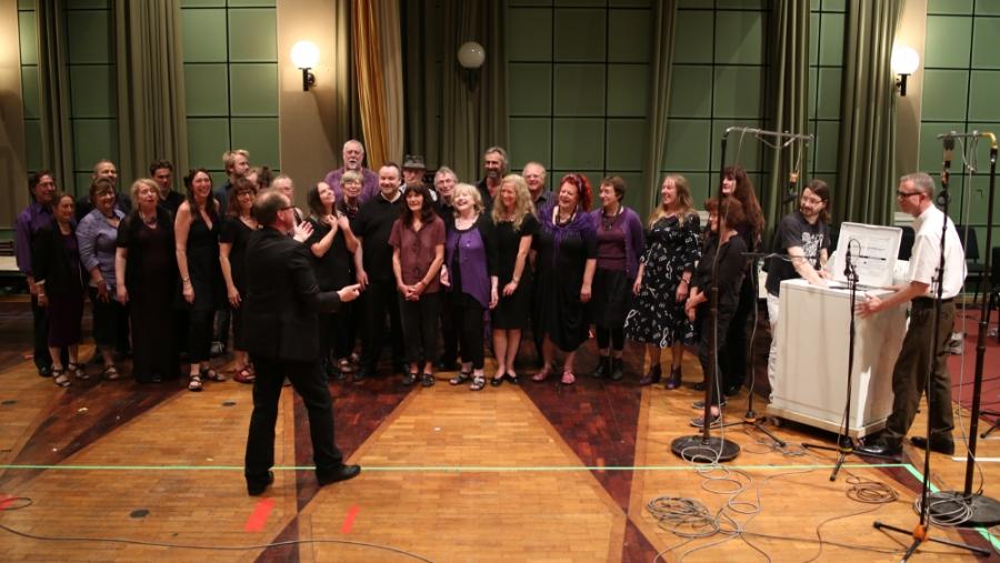 Liverpool Interactions Festival - Juxtavoices Choir 09 11